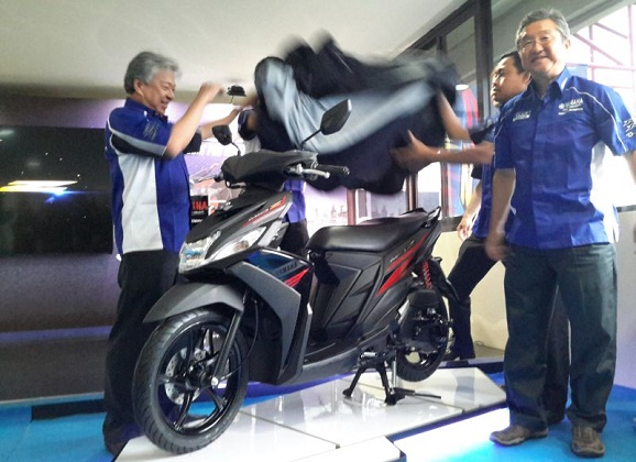 Harga Skuter matik Yamaha Mio Z Lebih Mahal Rp 400 Ribu dari Mio M3