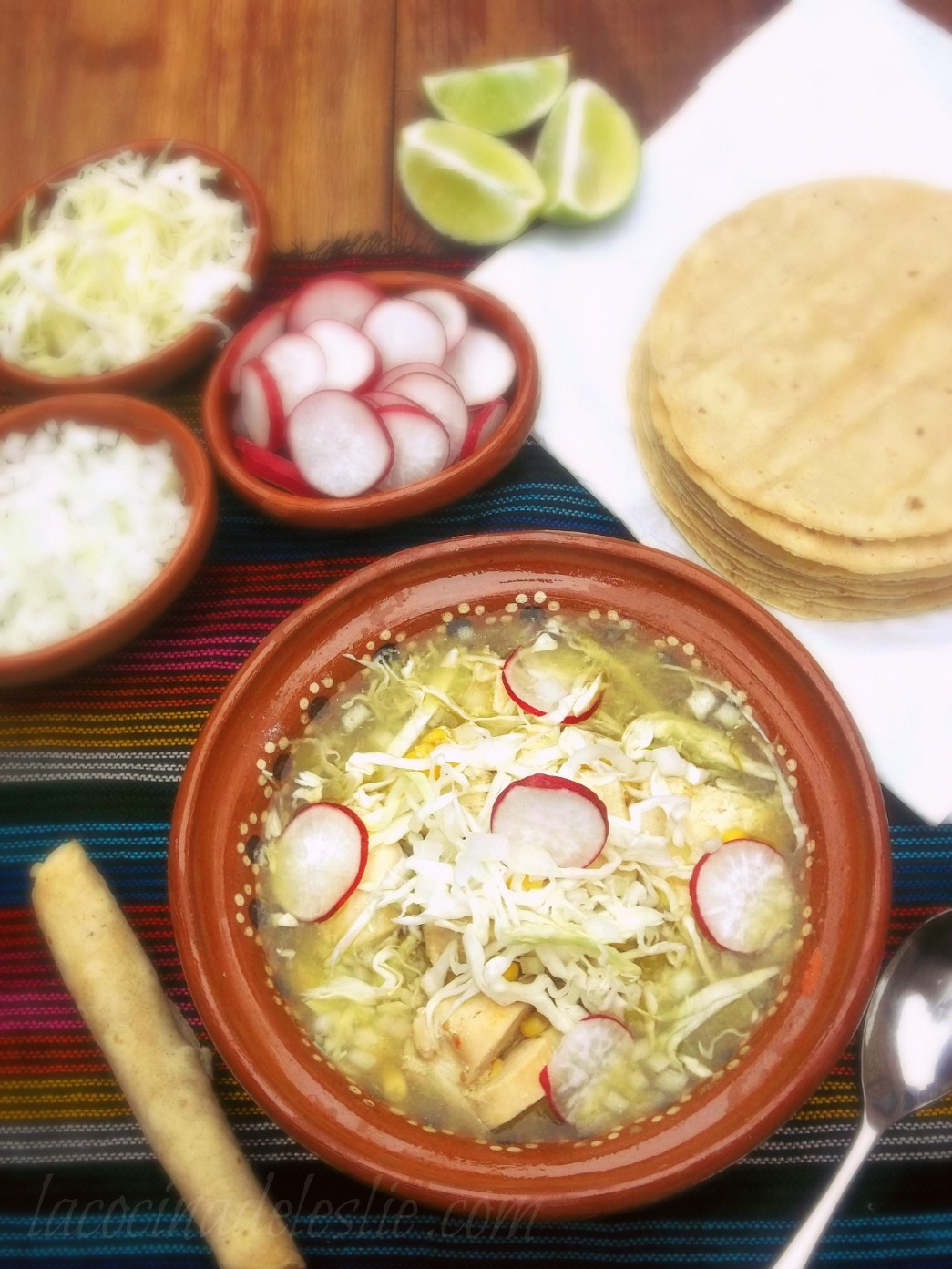 Cocina Verde Recipes Pozolillo Verde Green Chicken Corn Pozole Sundaysupper La