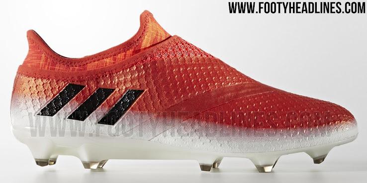 seré fuerte Citar flotador  adidas prepara la presentación de las nuevas botas Messi16 del pack Red  Limit – La Jugada Financiera