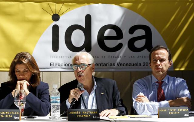 Expresidentes solicitan a López Obrador y Bolsonaro cumplir compromisos del Grupo de Lima sobre Venezuela
