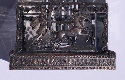 Calamaio neoclassico - secolo XIX - antiquariato - collezionismo - annunci