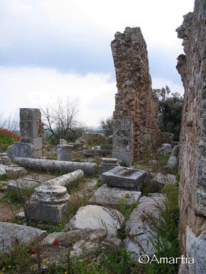 Trezene Pelopponese
