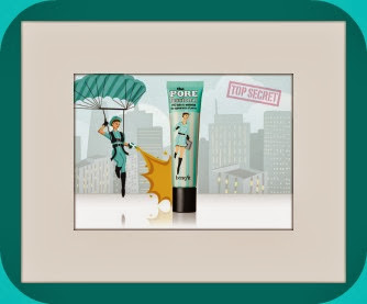 Love me b right, box collector Benefit - The PoreFessional - Blog beauté Les Mousquetettes