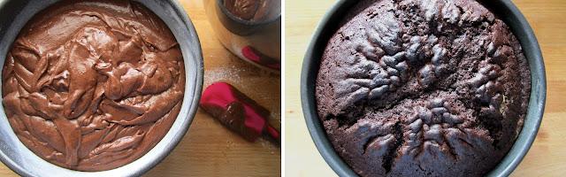 Devil's food cake (Siempredulces) - Elaboración Paso 3