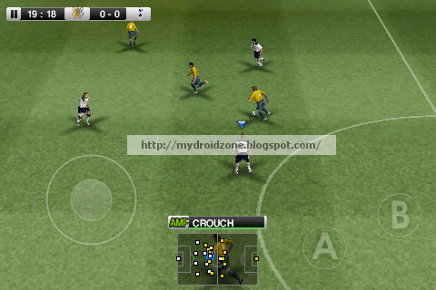 Pes 2011 apk and data file | Soundtrack of PES 2011 for