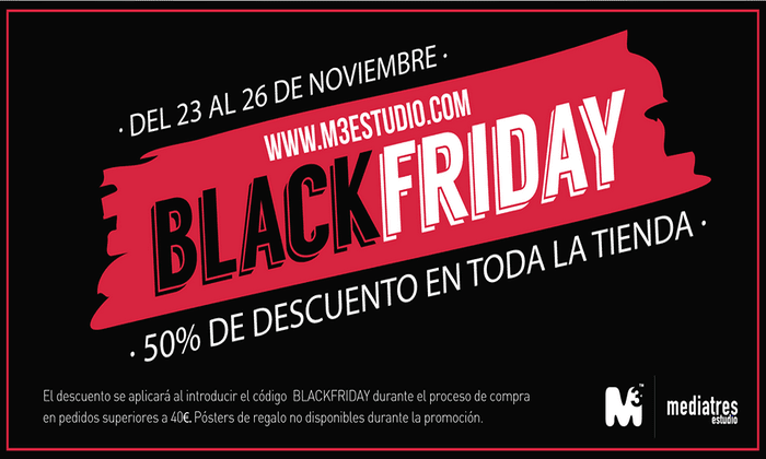 Mediatres Estudio Black Friday