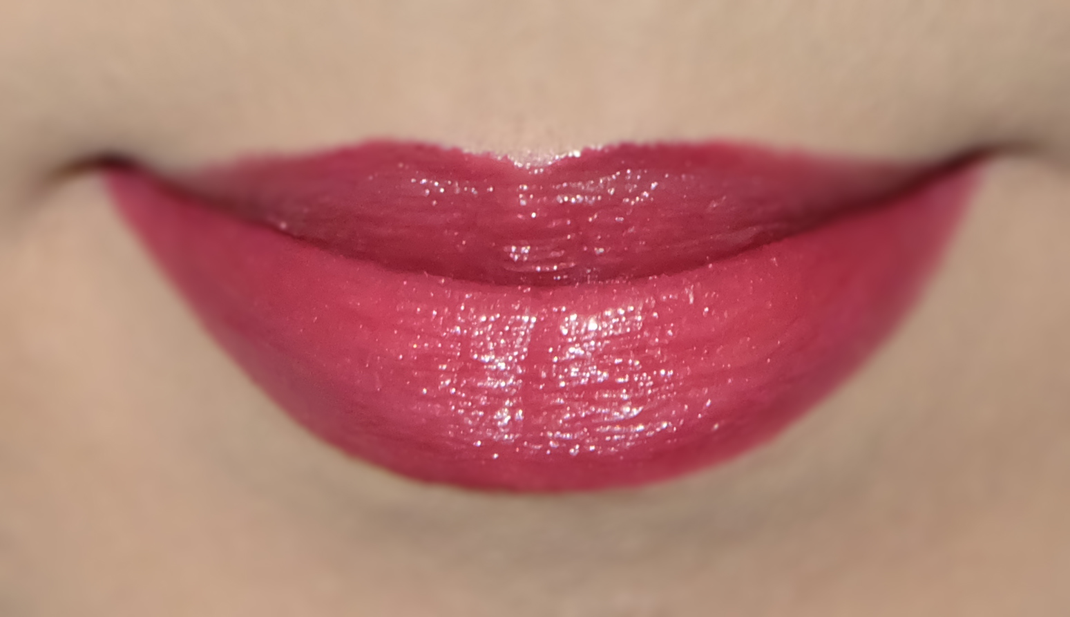 swatch product review best lip shimmer burt's bees