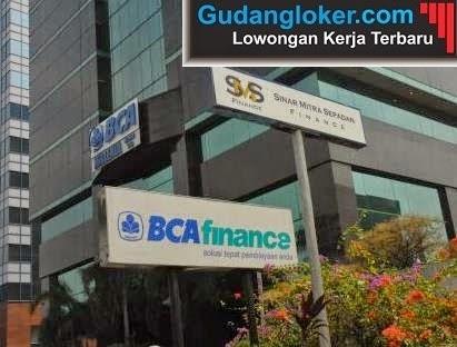 Lowongan Kerja Terbaru BCA Finance