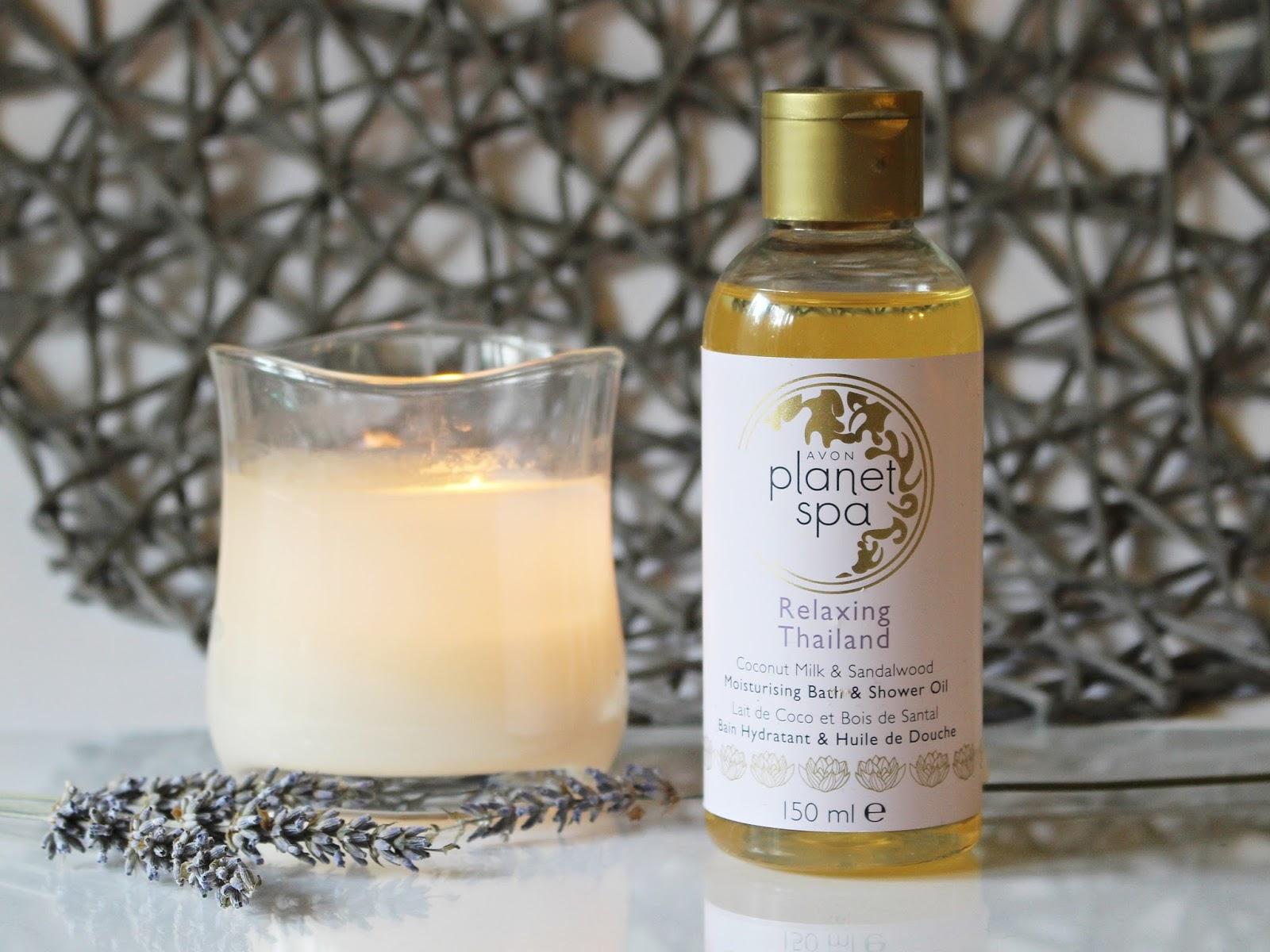 Avon Planet Spa fürdő- és tusolóolaj