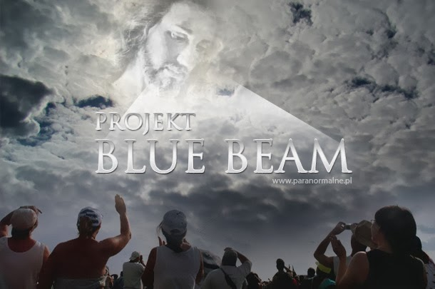 Project Blue Beam Conspiracy Revealed As The Reason For Chemtrails