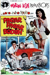Download Film Warkop DKI Pintar - Pintar Bodoh 1980 Full Mp4