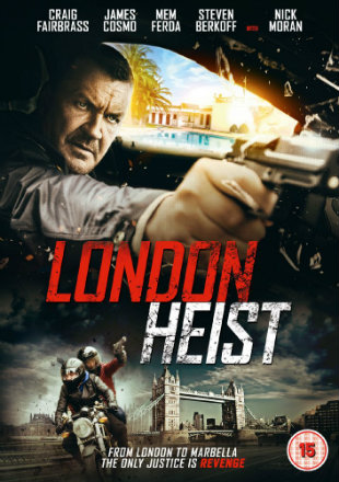 London Heist 2017 HDRip 700MB Full English Movie Download 720p Watch Online Free bolly4u