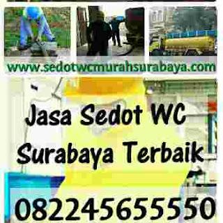 Tips Memilih Jasa Sedot WC Surabaya Terbaik