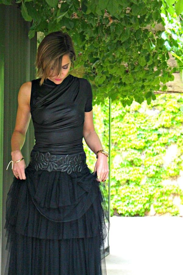 Fitness And Chicness-Casual And Glam Black-4