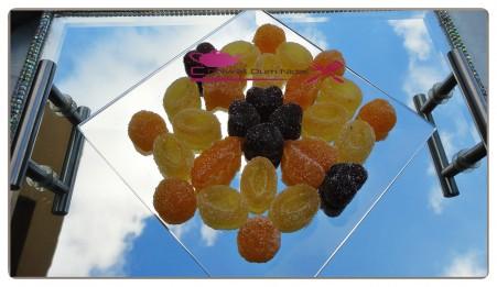 طريقة عمل عجينة الفواكه في المنزل بالصور