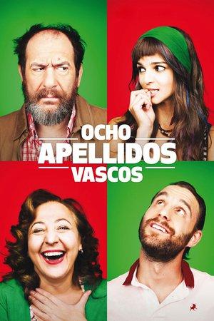Poster Ocho apellidos vascos 2014