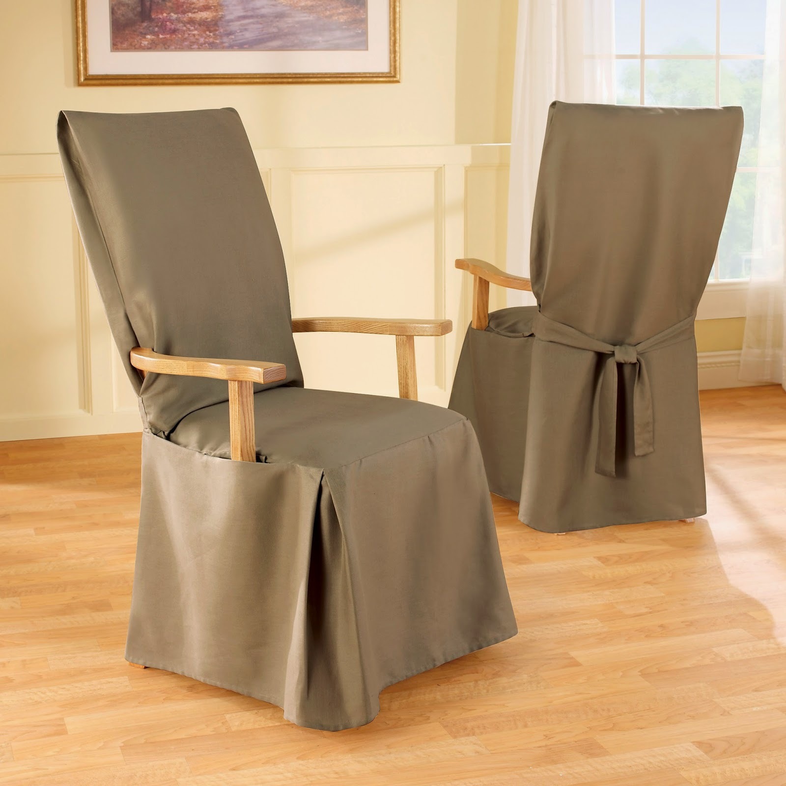 Image Result For Sure Fit Dining Room Chair Seat Covers