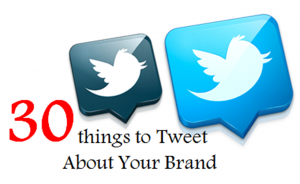 Tips Tweet Yang Baik untuk Brand Anda
