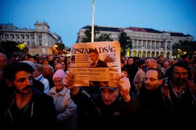 Népszabadság, Mediaworks, újság, média, sajtószabadság, Magyarország,