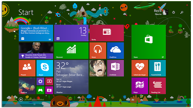 Windows 8.1 Professional (64 bit)
