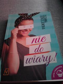 Nie do wiary! Zuzanna Jędrzejewska