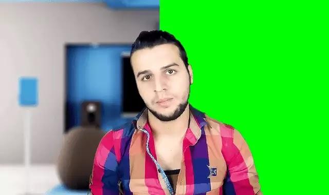 تقنية الخلفيه الخضراء لليوتيوبر ! كيف تجعل فيديوهاتك مبهره علي يوتيوب