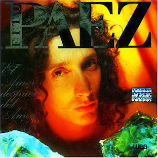 """Fito Páez - """"El Amor Depués Del Amor"""" (1992)"""