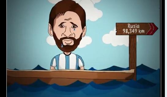 Memes Argentina-Croacia Mundial Rusia 2018