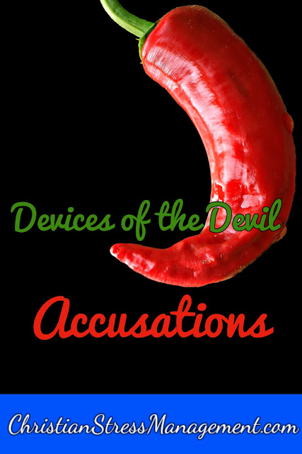 Devices of the Devil - Accusations