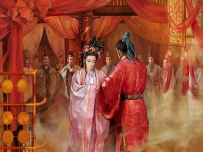 เรื่องย่อสามก๊ก : ตอนที่ 45 เล่าปี่แต่งซุนฮูหยิน