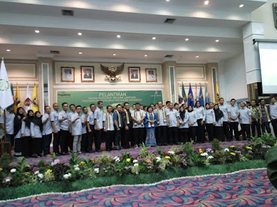 "PISPI Lampung Diharapkan Tidak ""Gagap Teknologi"""