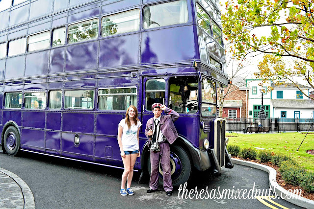 Harry Potter Night Bus