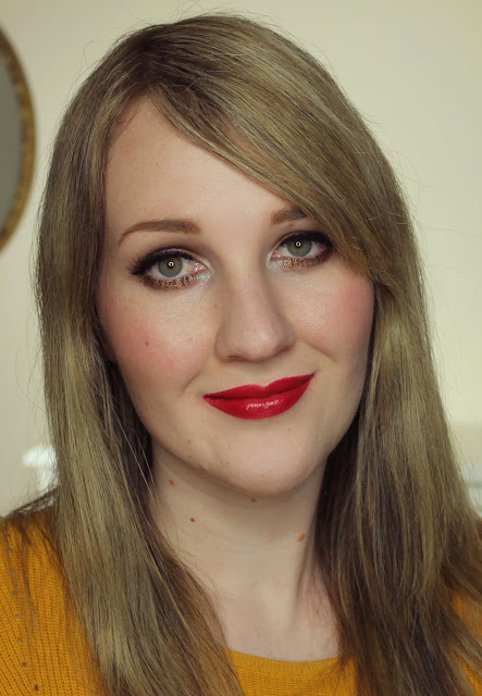 LA Girl Luxury Creme - True Love lipstick swatches & review