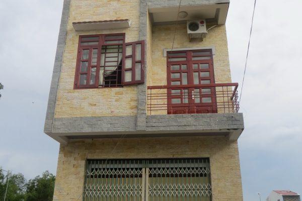 Hình ảnh mặt trước nhà cho thuê