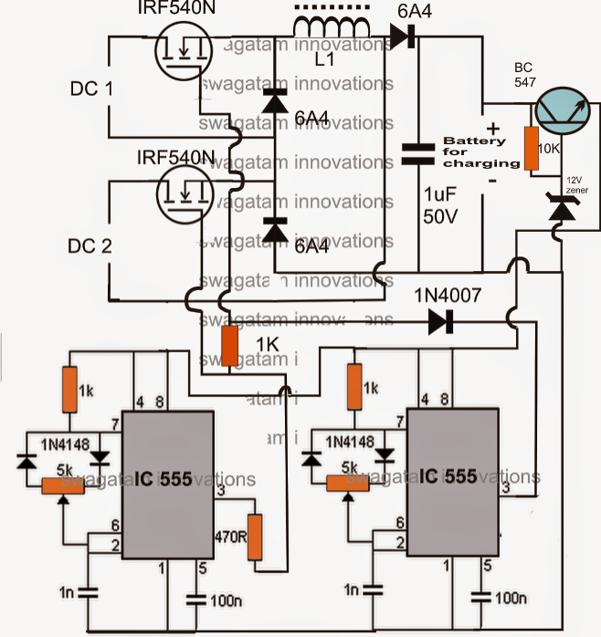 Designing a Double DC Input Hybrid Energy Converter