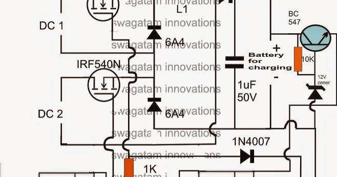 telephone hybrid circuit diagram