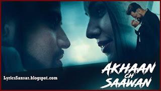 Akhaan Ch Saawan – Vanit Bakshi