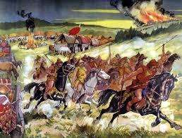 waarom aten de romeinen liggend