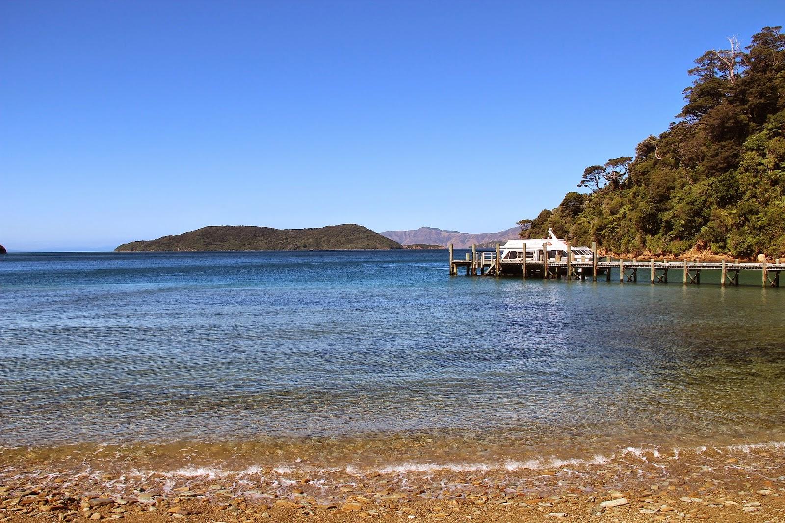 Charlotte Sound Picton