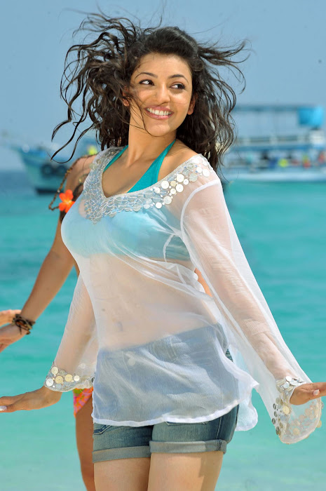 kajal agarwal from businessman, kajal agarwal spicy hot images