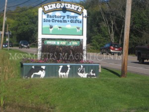 Ben and Jerry's Ice Cream Factory Tour Vermont