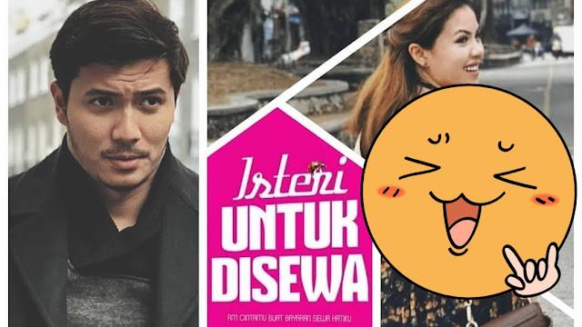 Isteri Untuk DiSewa, novel isteri untuk disewa, novel adaptasi