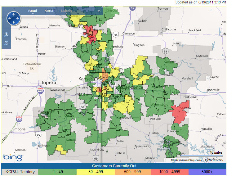 power outage nlr ar zip code