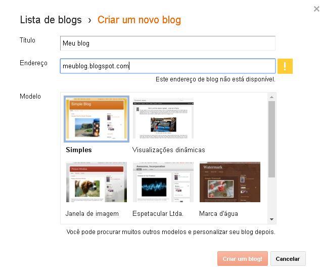 Como Fazer Um Blog em 5 Passos Simples