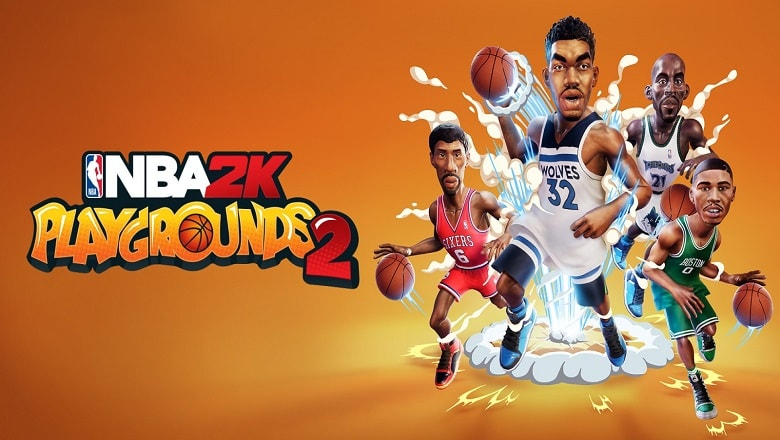 NBA Playgrounds 2 Free Download