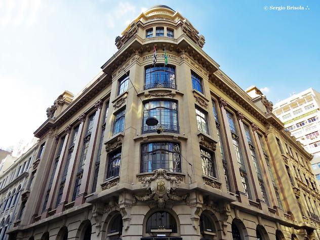 Fachada do Centro Cultural Banco do Brasil - CCBB - Centro - São Paulo