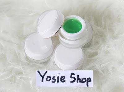 Jelly Green  Whitening Acne - Mencegah Jerawat Meradang Dan Mencerahkan Kulit Berjerawat