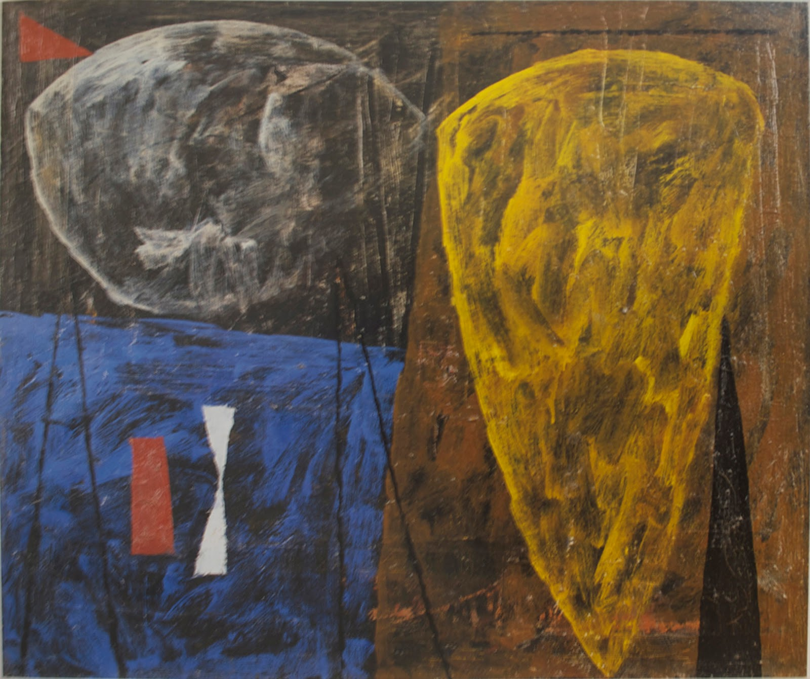 Joe joseph stefanelli american abstract expressionist