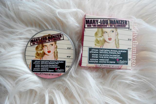 the balm - mary lou manizer