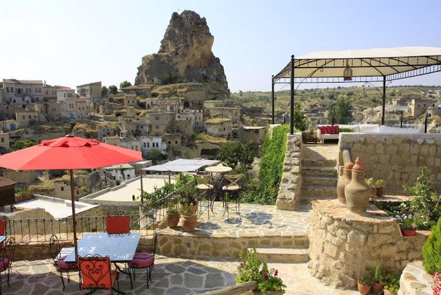 Kapadokya Hezen Cave Hotel